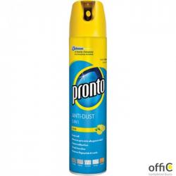 PRONTO Spray przeciw kurzowi Cytrynowy 300ml połysk 22639