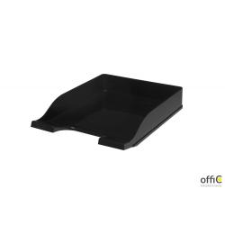 Półka na dokumenty COLORS czarna 400050167 BANTEX