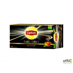 Herbata LIPTON EARL GREY CLASSIC EKSPR. 50t