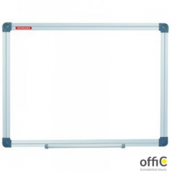 Tablica magnetyczna suchościeralna 120x180cm MTM180120 rama aluminiowa