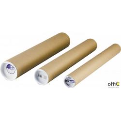 Tuba kartonowa długość 88.5cm szerokość 8cm 50018 LENIAR