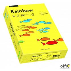 Papier xero kolorowy RAINBOW słonecznożółty R14 88042319