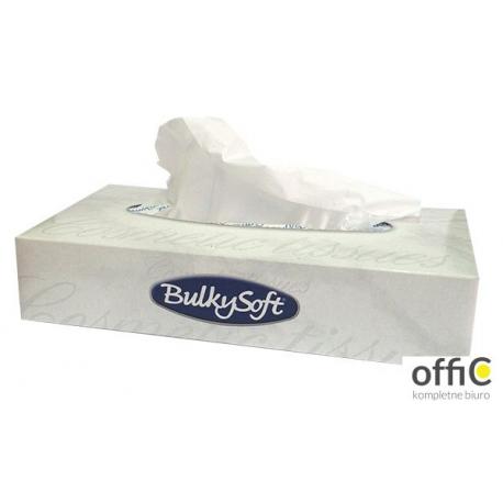 Chusteczki higieniczne 100sztuk BULKYSOFT