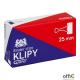 Klip 25mm (1 cal) GRAND