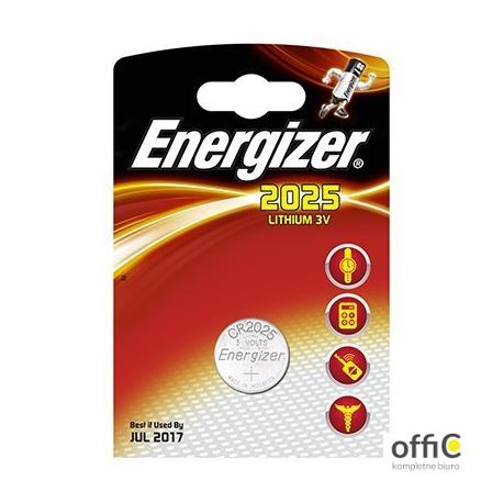 Bateria litowa ENERGIZER CR2025 (2szt)