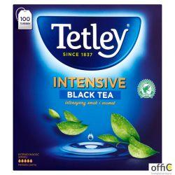 Herbata TETLEY INTENSIVE czarna 100 saszetek