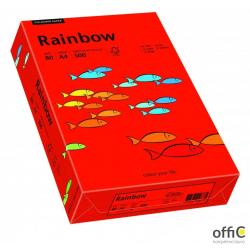 Papier xero kolorowy RAINBOW ciemny czerwony R28 88042475
