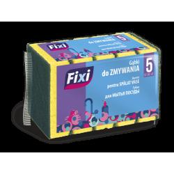 Zmywaki gąbka do zmywania (5) FIXI