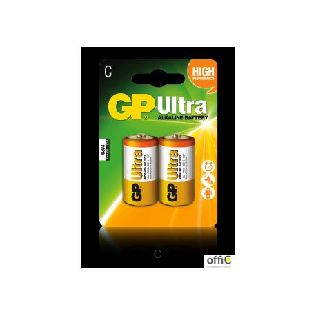 Bateria alkaliczna GP ULTRA LR14/C 1.5V GPPCA14AU005