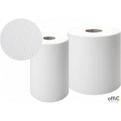 Ręcznik MIDI/PREMIUM biały 100/2 makulatura ELLIS ekologiczny