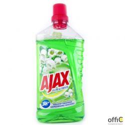 _ AJAX Płyn do mycia podłóg Floral Fiesta 1l Flowers of Spring (zielony)