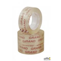 Taśma biurowa GRAND 12x20m opakowanie 12szt. 130-1280