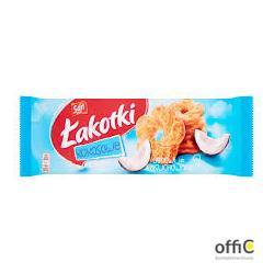 Ciastka SAN ŁAKOTKI KOKOSOWE 168g