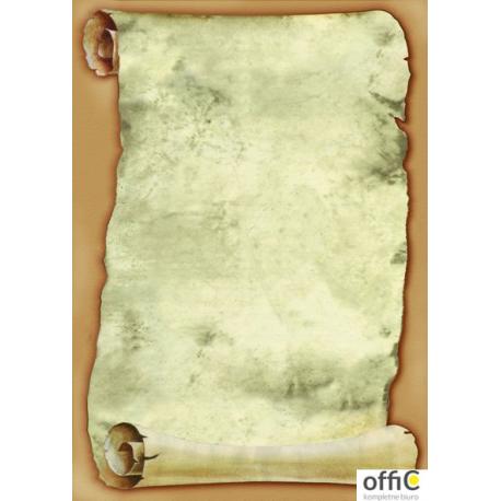Karton ozdobny Papirus 170g A4 25ark. 210517 GALERIA PAPIERU