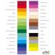 Brystol A1 mix kolorów (20 arkuszy) KRESKA