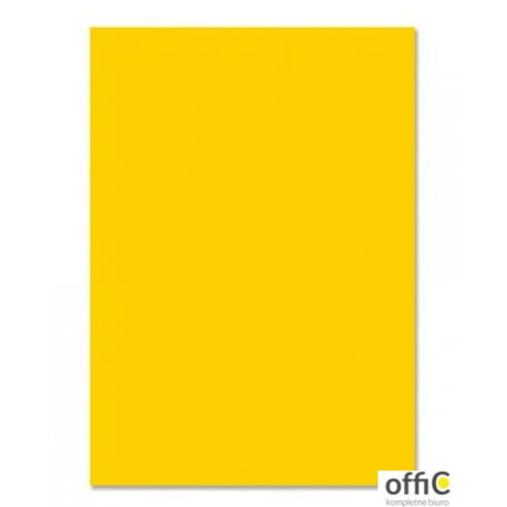 Brystol 220g, B2, żółty (25szt) 3522 5070-1 Happy Color
