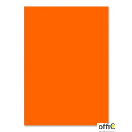Brystol 220g, B2, pomarańczowy (25szt) 3522 5070-4 Happy Color
