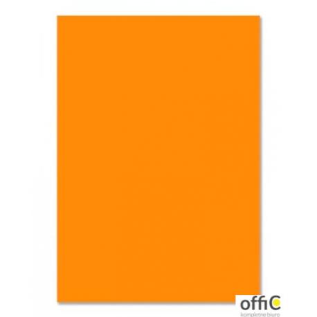 Brystol 220g, B2, marchewkowy (25szt) 3522 5070-42 Happy Color
