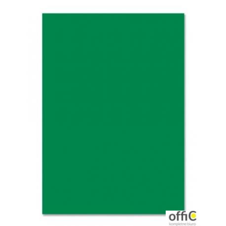 Brystol 220g, B2, ciemno zielony (25szt) 3522 5070-57 Happy Color