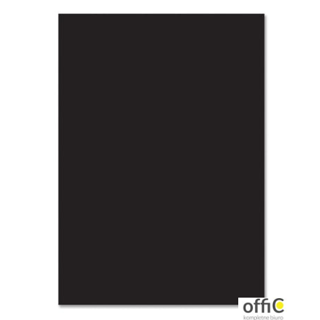 Brystol 220g, B2, czarny (25szt) 3522 5070-9 Happy Color