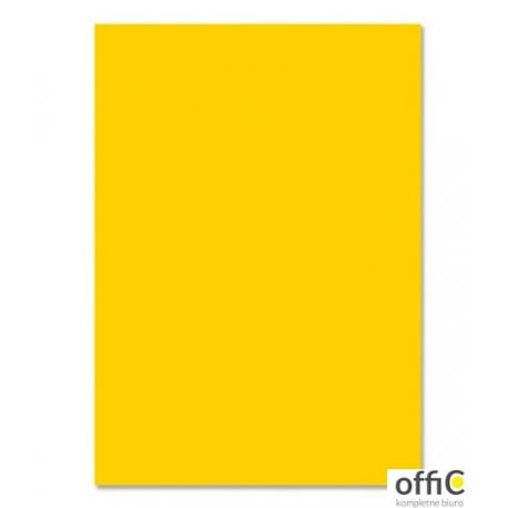 Brystol 220g, B1, żółty (25szt) 3522 7010-1 Happy Color