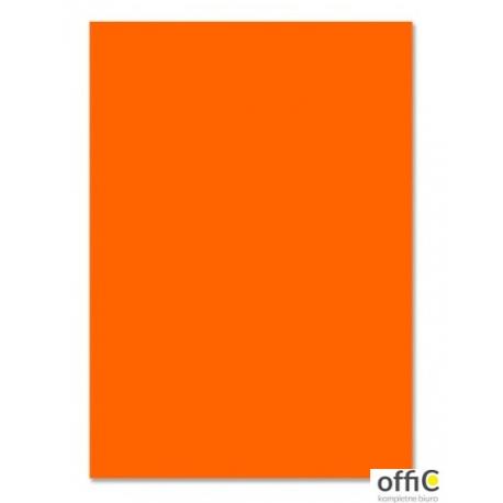 Brystol 220g, B1, pomarańczowy (25szt) 3522 7010-4 Happy Color