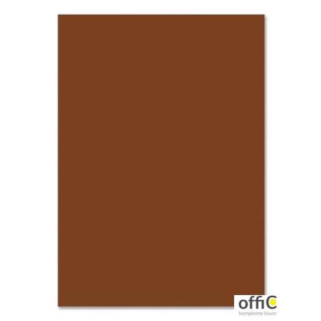 Brystol 220g, B1, czekoladowy (25szt) 3522 7010-75 Happy Color