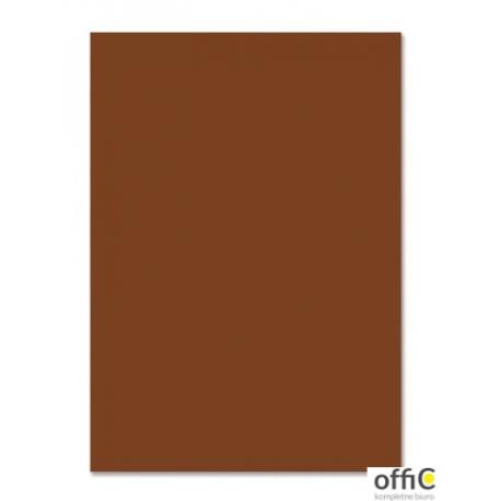 Brystol 220g, B2, brązowy (25szt) 3522 5070-7 Happy Color