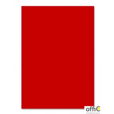 Karton kolorowy 170g, A4, 25ark. c.czerwony HA 3517 2130-26