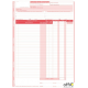 341-1 Arkusz spisu z natury MICHALCZYK&PROKOP A4 (pion) 48 kartek