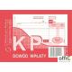 401-5 KP Dowód Wpłaty A6 80 kartek MICHALCZYK I PROKOP