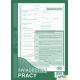 501-1 Świadectwo Pracy MICHALCZYK&PROKOP A4 40 kartek