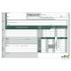 123-3E Faktura VAT A5 brutto uproszczona (poziom) MICHALCZYK i PROKOP