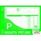 372-3 P magazyn przyjmie MICHALCZYK&PROKOP A5 80 kartek