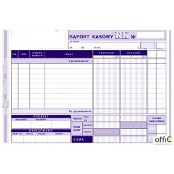 411-3 Raport Kasowy A5 MICHALCZYK i PROKOP