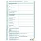 E-03-3 Formularz przyjęcia odpadów metali MICHALCZYK&PROKOP A5 80 kartek