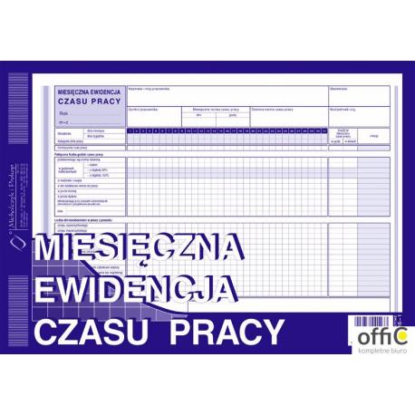 526-1 MEC Miesi.ewid.czasu pra Michalczyk