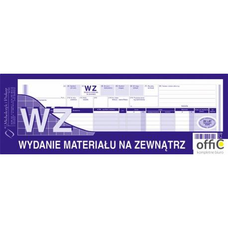 361-0 WZ Wydanie m.na z.1/2 A4 MICHALCZYK I PROKOP