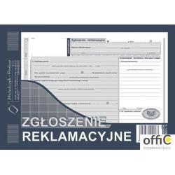 601-3 ZR A5 Zgłoszenie reklama (2k)MICHALCZYK I PROKOP