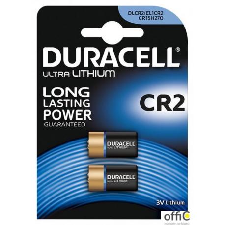 Bateria FOTO CR2 Ultra M3 B2 DURACELL 4540105