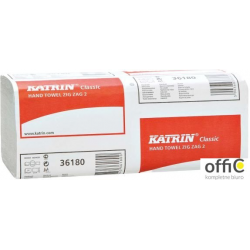 Ręcznik ZZ-Fold biały 561666/42593 20x200l CLASSIC 225429       karton