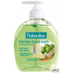 PALMOLIVE Mydło w płynie z dozownikiem 300 ml antybakter.limonka 42705