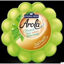 Odświeżacz dynia AROLA GEL FRESH 150g zielona HERBATA GENERAL FRESH