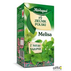 Herbata HERBAPOL ZIELNIK POLSKI melisa (20 saszetek)