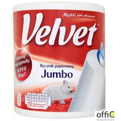 Ręcznik VELVET JUMBO 2warstwy 500listków 5220035