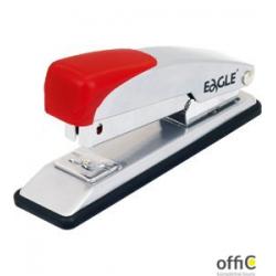 Zszywacz 205, czerwony, zszywa do 20 kartek EAGLE 110-1167