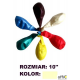 Balony 10 METALIK krem. (100) KW TRADE  170-1589