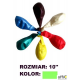 Balony 10 METALIK ziel.(100) KW TRADE