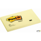 Bloczek 3M POST-IT 655 76x127mm żółte 100k FT510060526