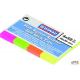 Zakładka indeks.4-fluo 20*50 7576001PL-99 DONAU